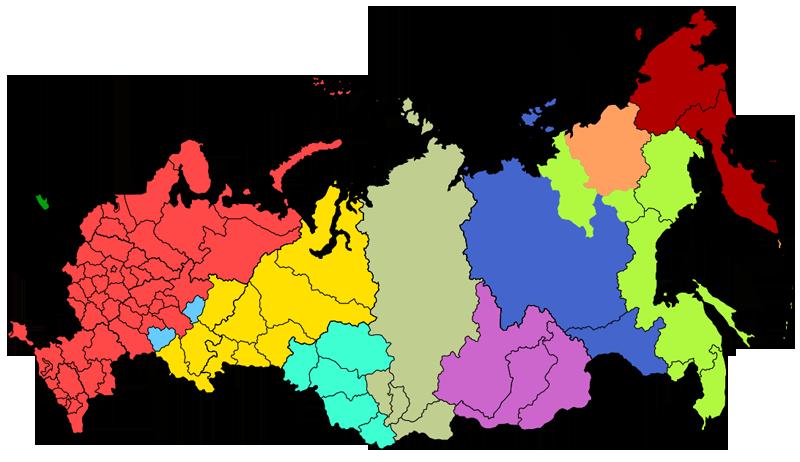 Топографическая карта  Дороги России РФ ТОПО скачать